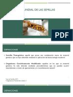 Presentacion Semillas Transgenicas