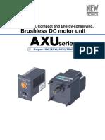 AXU Series