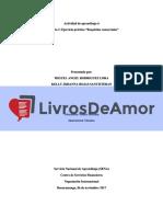 Livrosdeamor.com.Br Evidencia 1 Requisitos