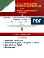 Proyecto Cero Papeles