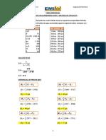 Ejercicio Metodo de Van Everdingen Hurst y Metodo de Fetkovich