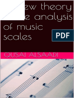 A New Theory in the Analysis of Music Scales - Qusai Alsaadi Salma Nassif