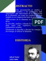 Dinamita Voladura