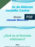 LLamado Misionero 1