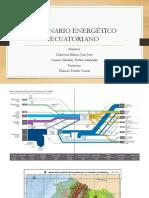 Margen Energetico Hidrocarburifero de Ecuador