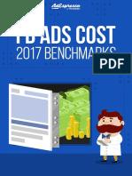 Facebook Ads Cost 2017 eBook