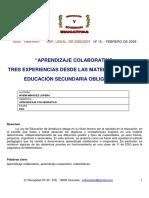 aprendizaje colaborativo 3 experiencias.pdf