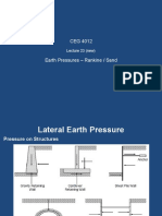 Geotech Notes - Earth Pressure