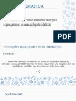 Cinematica Presentación.pptx