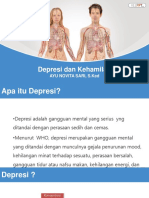 Depresi x Kehamilan-Amoy