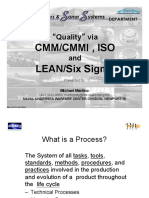 The Power of Process, CMM Tutorial - Martino March 2006.Ppt