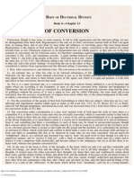 13. of Conversion.