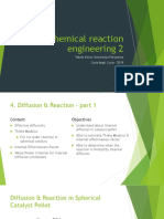 4 - Diffusion Reaction Part 1