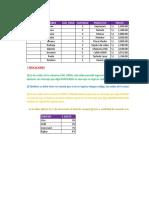 Practica n 02 Excel Avanzado