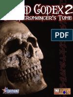 Adamant - The Dread Codex II - The Necromancer's Tome