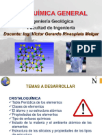 Semana 02 Geoquímica