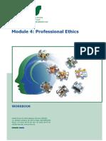 GFRAS_NELK_Module 4 Profesional Ethics - Workbook