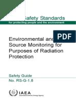 Jurnal 8 - IAEA enviromental and source monitoring radiation.pdf