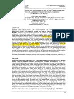 Jurnal 2 - Desain, implemntasi dan verifikasi IAEA terhadap pembuatan software deteksi radiasi.pdf