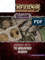 Wrath of the Righteous - 01 - The Worldwound Incursion - Interactive Maps