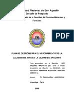 Plan de gestión para el mejoramiento de la calidad del aire en la Ciudad de Arequipa.pdf