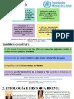 Ppt Definicion - Etiologia Vih1