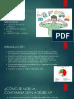 CONTAMINACIÓN ACÚSTICA ..pptx
