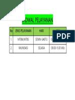 JADWAL PELAYANAN.docx