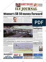 San Mateo Daily Journal 04-25-19 Edition