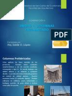 Columnas de concreto (Prefabricado)