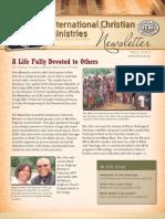 ICM Qarterly News 11 2010