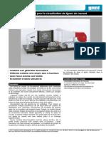 HM 226 Soufflerie Pour La Visualisation de Lignes de Courant Gunt 819 PDF 1 Fr FR