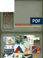 Portfolio 1 - Creative Insight Through College Works