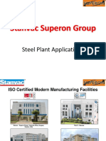 Why Superon Steel