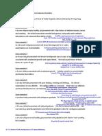 Case Scenarios - Paediatric Endocrine Disorders 2018