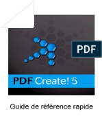 PDFCreate5 QRG Fre