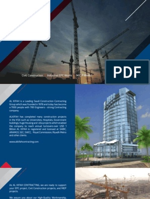 kcc-presentation_profile-2018 pdf | Engineering | Technology