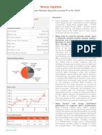 Bajaj Holdings Investment 24042019