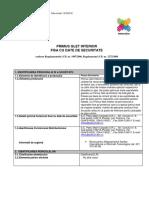 FDS Primus Glet Interior