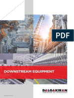 Downstream Equipments Catalog