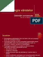 Psihologia varstelor1