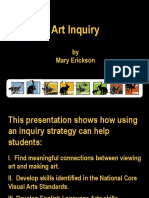Art Inquiry