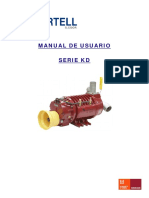 HERTELL Manual Usuario Bombas de Vacio Kd