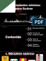 presentación sobre calidad de imagenes