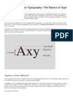A Crash Course in Typography.docx