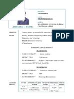 Abhishek CV