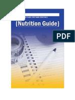 LAPD Nutrition Guide