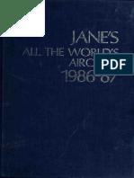 John W. R. Taylor - Jane's All the World's Aircraft 1986-87 - 1986.pdf