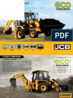 JCb 3DX Brochure