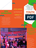 Youth Helping Trust-Power of New Generation